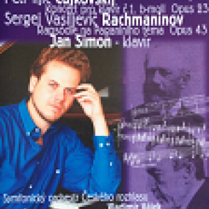 Peter Ilyich Tschaikovsky, Sergei Rachmaninov – works for piano and orchestra