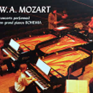 W. A. Mozart – Concertos for 1, 2 and 3 Pianos
